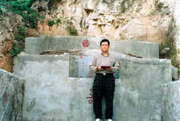Grand Master Tham's Master leads him to study another rare ancestor grave at the rock hill!