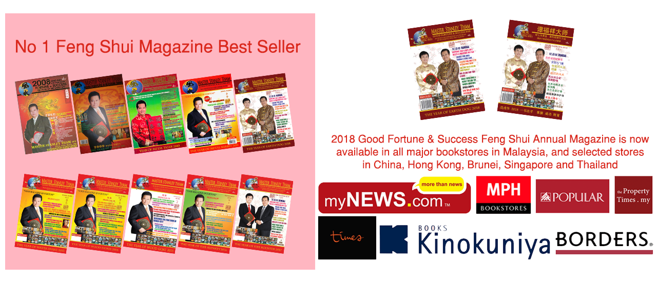 Feng Shui Website Magazine Slider (New) 2